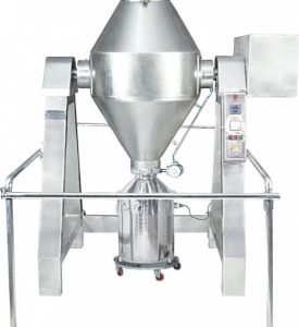 Double Cone Blender DJAPharma