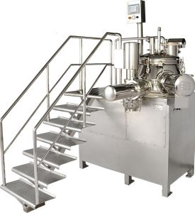 saizoner mixer granulator