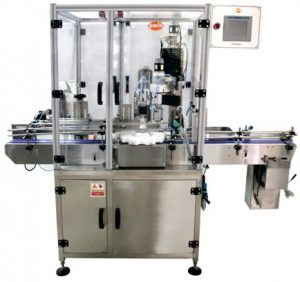 automatic bottle capping machines